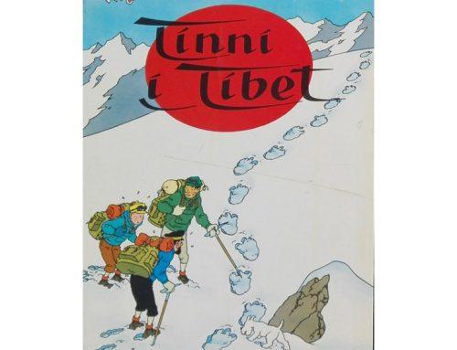 Tinna í Tíbet